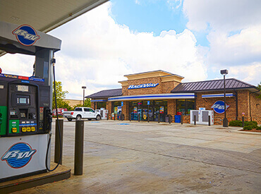 All company-operated stores get a new name: RaceTrac! The RaceWay brand is born for all contractor-operated stores.
