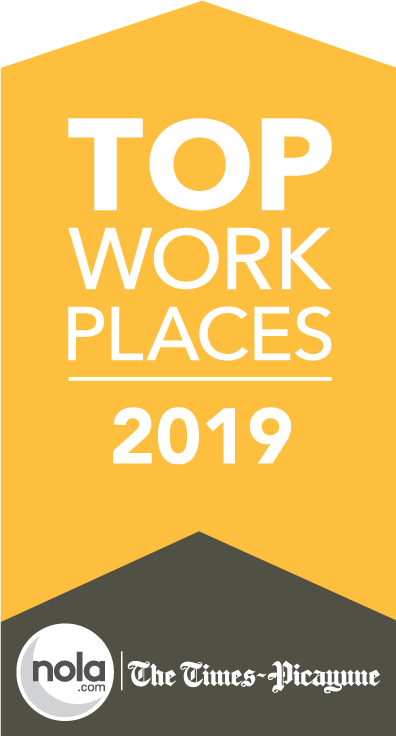 Top Work Places 2019 for nola.com The Times-Picayune
